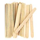 Wooden Caramel Apple Sticks