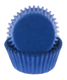Blue Mini Baking Cup