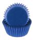 Blue Mini Baking Cup