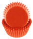 Orange-Red Mini Baking Cup