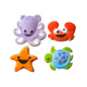 Dec-Ons® Molded Sugar - Sea Buddies Assortment