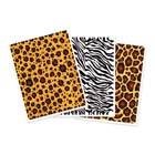 Edible Image® Designer Prints™ Sheets - Assorted Safari