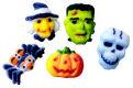 Dec-Ons® Molded Sugar -  Halloween Mini Assortment