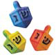 Dec-Ons® Molded Sugar - Dreidel