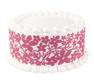 Edible Image® Designer Prints™- Flora Pink Tall