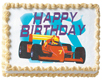 Edible Image® - Birthday Race Car
