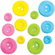 Dec-Ons® Molded Sugar - Baby Button Assortment