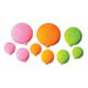 Dec-Ons® Molded Sugar - Bright Balloons Assortment