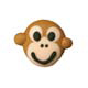 Dec-Ons® Monkey Icing Decorations