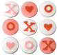 Dec-Ons® Molded Sugar - XOXO Assortment