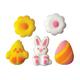 Dec-Ons® Molded Sugar - Lovable Easter Assortment