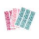 Edible Image® Designer Prints™- Fashion Zebra