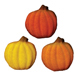 Dec-Ons® Molded Sugar - Pumpkin Assortment