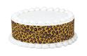 Edible Image® Designer Prints™- Glamour Girl Leopard