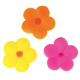 Dec-Ons® Molded Sugar - Bright Blossoms