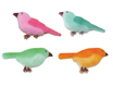 Dec-Ons® Molded Sugar - Bright Birds Assortment