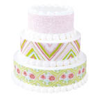 Edible Image Frosting Strips and Ribbon