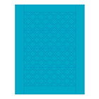 Sweet Shapes® Fondant Teal Quatrefoil Strips