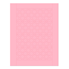 Sweet Shapes® Fondant Pink Quatrefoil Strips