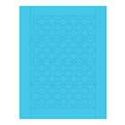 Sweet Shapes® Fondant Blue Quatrefoil Strips