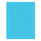 Sweet Shapes® Fondant Blue Quatrefoil Strips