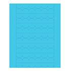 Sweet Shapes® Fondant Soft Blue Scallop Strips