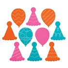 Sweet Shapes® Fondant Celebration Assortment