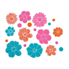 Sweet Shapes® Fondant Bright Blossoms