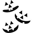 Sweet Shapes® Fondant Jack-O-Lantern