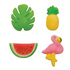 Dec-Ons® Molded Sugar - Tropical Summer Assortment