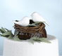 Love Birds Cake Picks