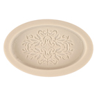 Decorative Oval Silicone Mold