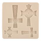 Celtic Crosses Silicone Mold