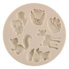 Occasion Gum Paste and Fondant Molds