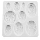 Cameo Collection Silicone Mold