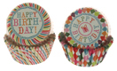 Happy Birthday Standard Baking Cups