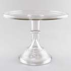 Cake Stand - Crystal 10""