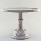 """Cake Stand - Marble 10"""""""