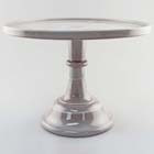Cake Stand - Marble 12""