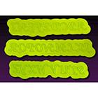 Calligraphy Uppercase Flexabet™ Silicone Mold