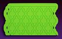 Bead/ Rope/Border & Side Design Gum Paste and Fondant Molds