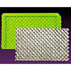 Symmetrical Sequin Silicone Simpress Mold