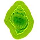 Triton Shell Silicone Mold