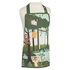 Kids' Apron - Tropical Treetime