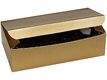 1 lb. Gold Candy Box