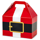 1/2 lb. Santa Belt Mini Treat Box