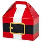 1/2 lb. Santa Belt Mini Treat Box
