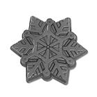 Frozen Snowflake Cake Pan