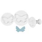 Small Butterfly Plunger Cutter Set