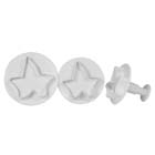 Ivy Leaf Plunger Cutter Set